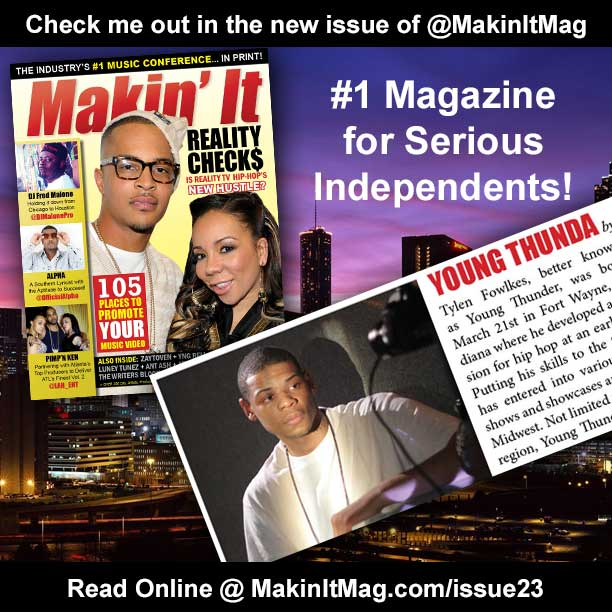 Makin' It Magazine issue #23