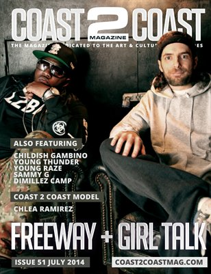 Coast2Coast Magazine issue #51